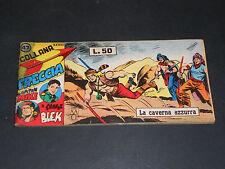 Collana Freccia IL GRANDE BLEK Serie XXVIII nr.47 originale 05/12/1965 OTTIMO+++