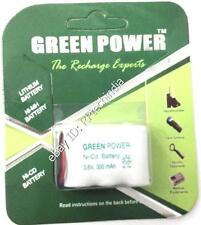Compatible 3.6V 300mAh Battery for Cordless Phone SKU#492_2