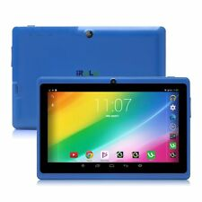 "iRULU eXpro X1 7"" Android 5.0 8GB Tablets PC WIFI Blue New Gifts HD Touch Screen"