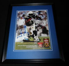 Ladainian Tomlinson 2008 Chunky Soup Framed ORIGINAL Advertisement Chargers