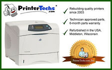 HP Laserjet 4200N Q2426A upgraded with Metal Sleeve Fuser and swing plate assy.