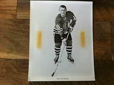 1960s VINTAGE CHICAGO BLACKHAWKS PHOTO JOHN MCKENZIE