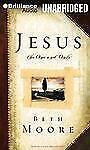 JESUS THE ONE AND ONLY unabridged audio book on CD by BETH MOORE