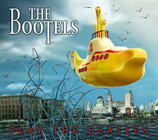 THE BOOTELS - Play The Beatles CD 2008 3D Cover excellent Beatles tribute album