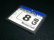 8GB CF MEMORY CARD FOR Canon EOS 400D 350D 10D 50D D30 SLR Nikon CAMERA NewRB88