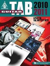 Guitar Tab 2010-2011 (Guitar Tab (Hal Leonard)), Hal Leonard Corp., New Book