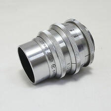 "Wollensak 25mm 1"" f 1.9 C Mount Cine Raptar Bolex M4/3 Super 16 GH4 Camera Lens"