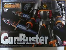 BANDAI Chogokin GX-34 GunBuster Perfect Tranceformer Robot Aim for the Top