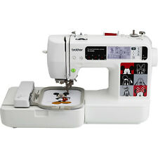 Brother PE540D 4x4 Embroidery Machine with 70 Decorative Designs, Disney Designs