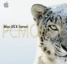 Mac OS X Server v10.6 Snow Leopard Unlimited Client License (MC190Z/A)