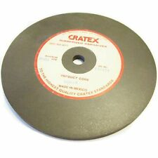 CRATEX Wheel 150mm x 6.4mm x 12mm Centre Hole 604 Medium