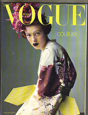 KAREN ELSON Italian Vogue Italia SUPPLEMENT 3/97 NAOMI CAMPBELL AMY WESSON