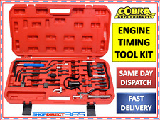 ENGINE TIMING TOOL SET (CITROEN & PEUGEOT) PETROL/DIESEL BELT CHANGE NEW (15-43)