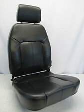 "New Captain Seat for Shoprider Streamer Sport - 19"" W x 18"" D - Black Vinyl"