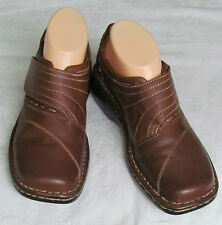 Pavers Natural Comfort Ladies Brown Leather Shoes UK Size 5 EU 38