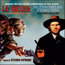Stelvio Cipriani: La Belva (The Beast) / Se T'Incontro, T'Ammazzo  (Sealed CD)