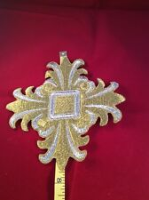 Orthodox Christian Priest's Church Vestment Embroidered appliqué cross Liturgy