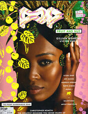 NAOMI CAMPBELL UK Pop Magazine Spring/Summer 2011 ELTON JOHN GILLIAN WEARING