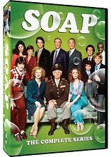 Soap: Complete Billy Crystal TV Series Seasons 1 2 3 4 Boxed DVD Set NEW!