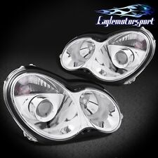 2001 2002 2003 2004 2005 2006 2007 Mercedes-Benz W203 C230/C240/C320 Headlights