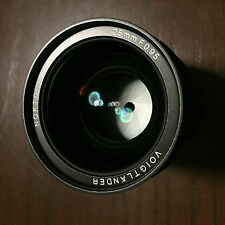 Voigtlander 25mm f0.95 Nokton Lens Micro Four Thirds Mount