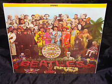 The Beatles Sgt. Pepper's Lonely SEALED CANADA 1967 1st Press LP W/CAPITOL DOME
