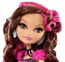 New ever after high royal doll-briar beauty doll (monster poupée)