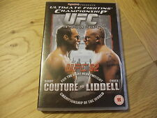 Ultimate Fighting Championship 52 - Couture Vs Liddell 2 (DVD, 2005)