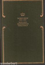 *- Nobelpreis für LITERATUR 1915-1917 - ROLLAND/Heidenstam /GJELLERUP  gebunden