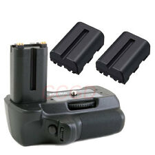 Vertical Battery Grip VG-B50AM for Sony Alpha A550 A500 +2X NP-FM500H