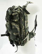 Zaino tattico militare 9 tasche color ACU