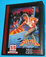Fatal Fury - Snk Neo Geo AES - USA