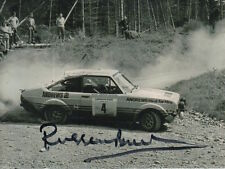 Russell Brookes Hand Signed 7x5 Photo Rally 3.