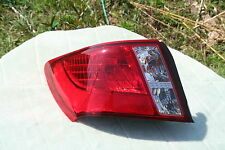 Subaru Impreza WRX STI Tailight Left 2011  genuine Subaru light  Japan