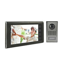 "LineMak Video intercom system 7"" LCD screen, 420TVL resolution, IP65 Camera."