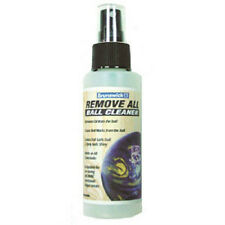 LOT OF 2- Brunswick Remove All Bowling Ball Cleaner 4 oz. Bottles