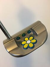 NEW Scotty Cameron 2013 My girl flower limited release Tiffany putter with cover