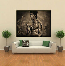 Bruce Lee martial arts wing chun Wallpaper  GIANT WALL POSTER ART PRINT A176