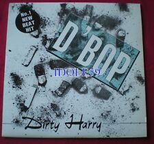 Dirty Harry, d'bop - New beat , Maxi Vinyl