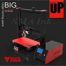 New Tevo Black Widow 3D Printer DIY Kit includes BL touch Auto Level