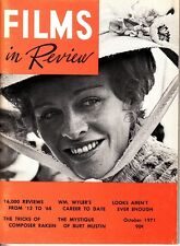 Films In Review October 1971 William Wyler Mary Beth Hughes NY Times