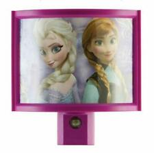 Disney Frozen Wrap Around Auto LED Night Light Cool Touch Long Life Low Energy