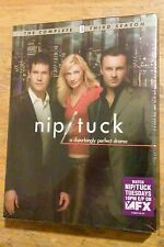 Nip/Tuck Complete Third Season 6-Disc Set NEW factory sealed 3rd three