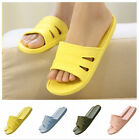 New Men Women Slippers Summer Indoor Home Bathroom Shoes Anti-slip Sandals