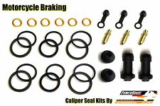 Honda CB 1300 SA A 10-12 front brake caliper seal repair kit set 2010 2011 2012