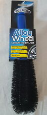 ALLOY Bike Car WHEELS CLEANING BRUSH Clean Between Spokes Quality Bristles B2BOF