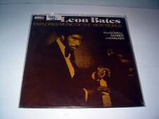 SEALED Leon Bates: Explores Music Of The World ORION Super Stereo Dolby Process