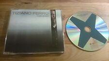 CD POP Tiziano Ferro-Tiziano (1) canzone PROMO EMI SC