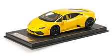 FrontiArt KYOSHO Lamborghini Huracan LP 610-4 Yellow 1:18 (High End Resin)*New!