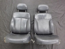 CHEVROLET BLAZER GMC JIMMY S-10 S-15 TRAILBLAZER SONOMA ISUZU  BUCKET SEATS